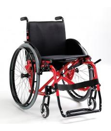 Cadeira de Rodas Liga Leve COMPACT