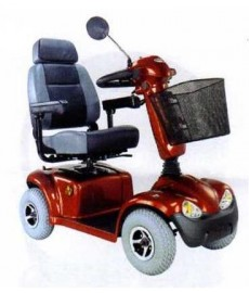 CAD. ELECT. SCOOTER COMPACT DELUXE